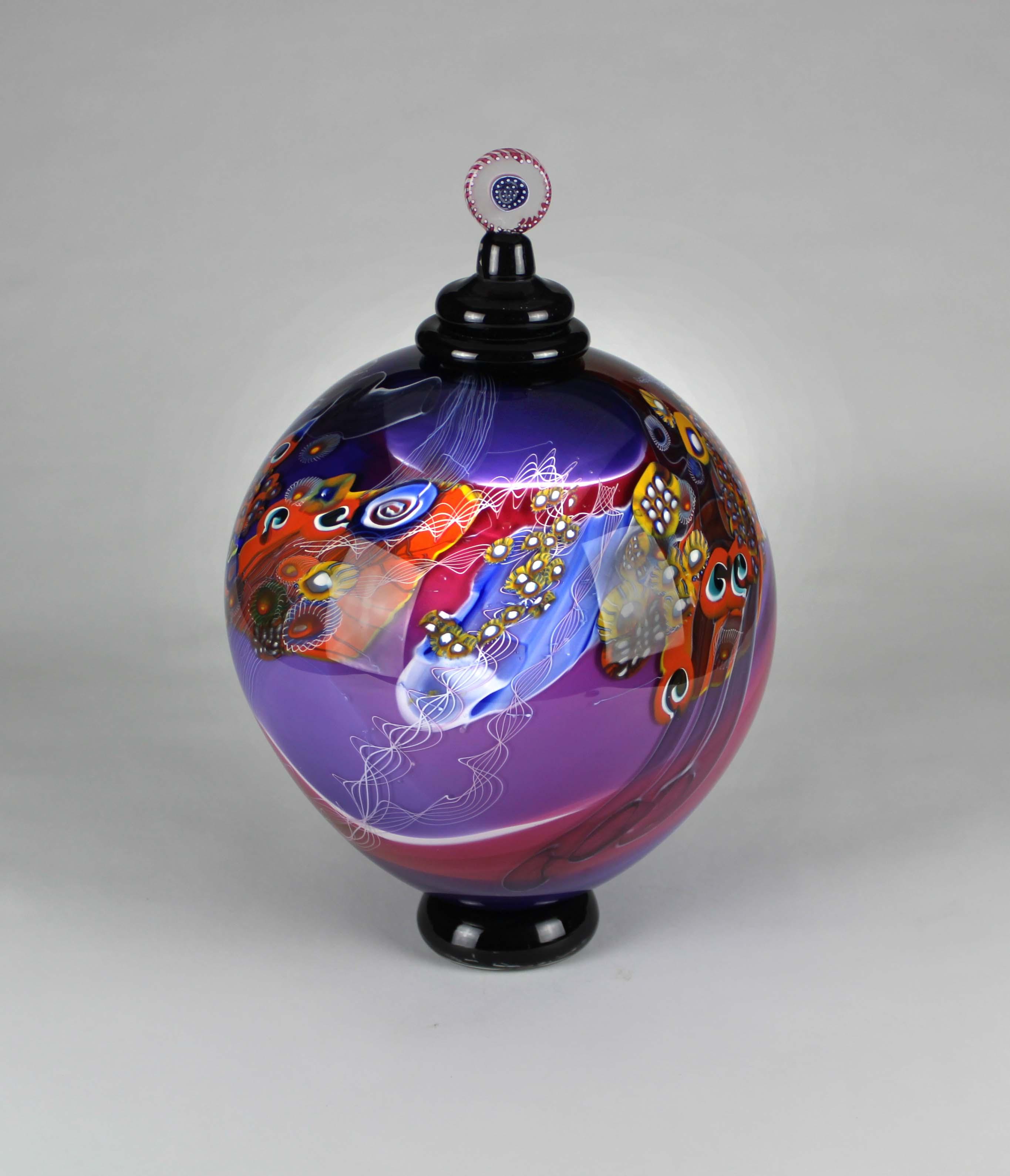 Colorfield Jar, Short