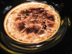 Temmoku Glaze Platter