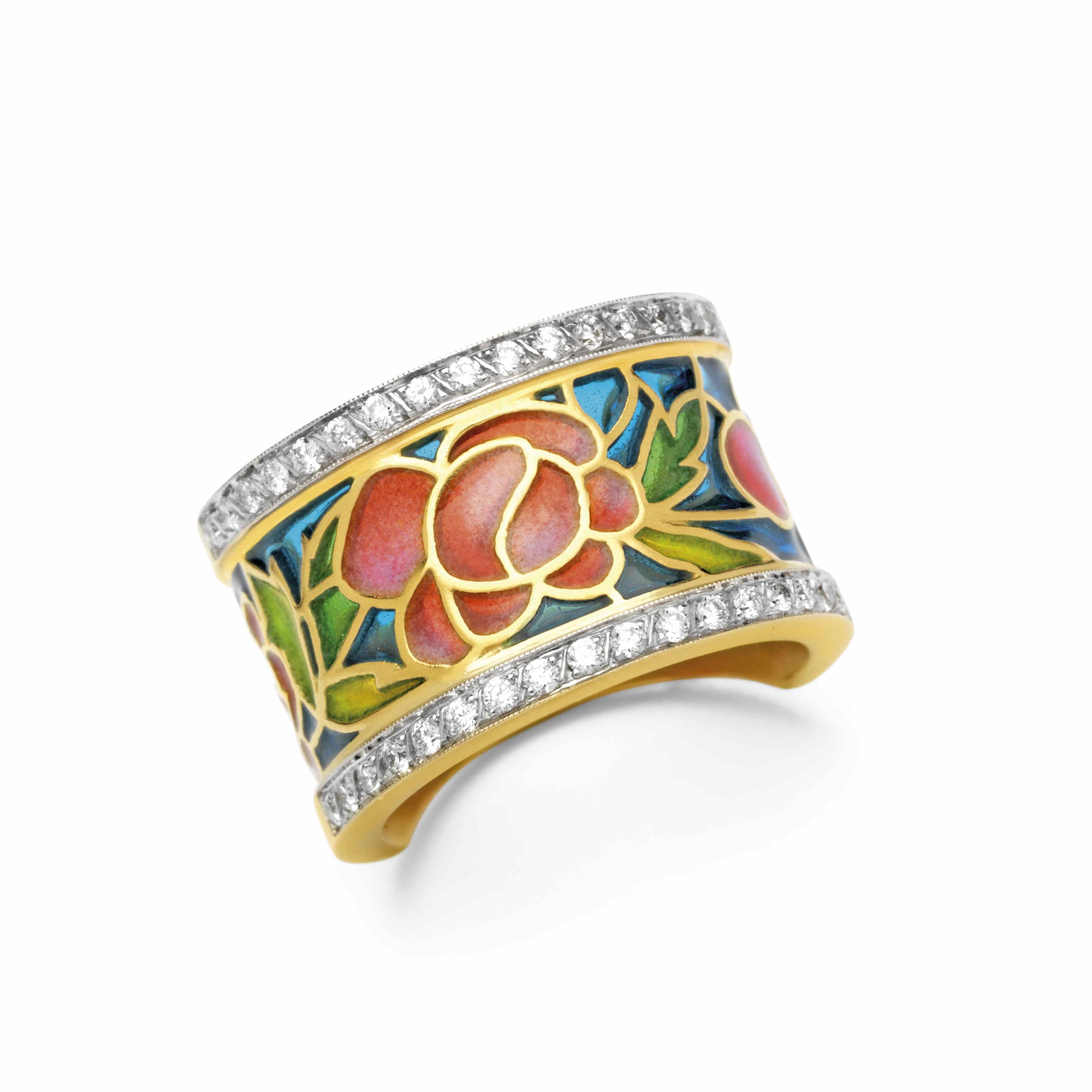 Spring Rose Ring