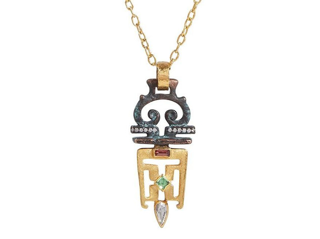 Guardian Maxima Key Necklace