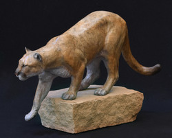Cougar, Lifesize and Maquette