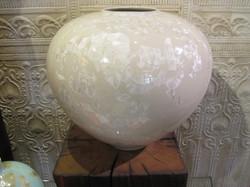 Pearl Globe Vessel