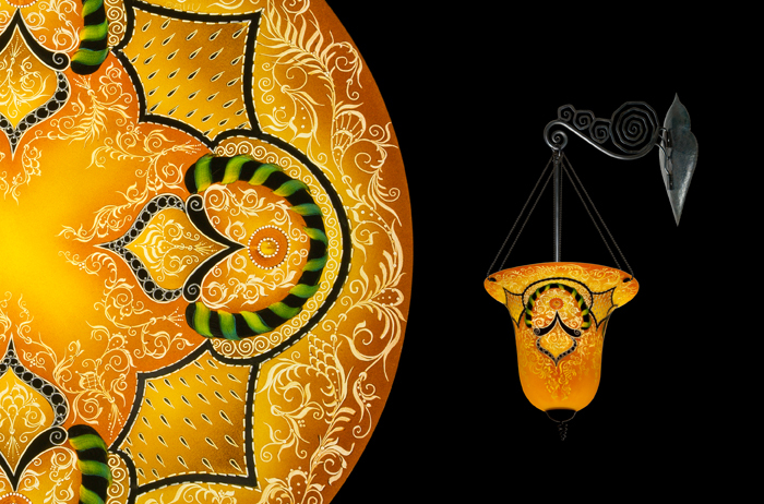 Mir, Monochromatic Lantern