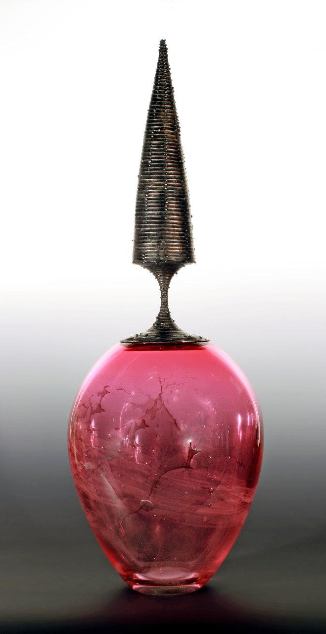Ruby Spearhead Vessel