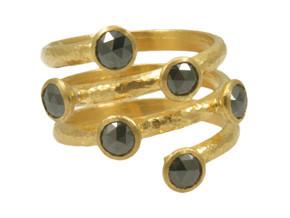 Black Diamond Skittle Ring