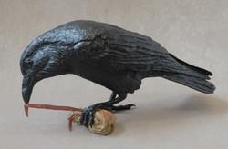 Raven IX D with Medicine Bag
