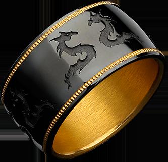 Knightsteel Dragon Ring