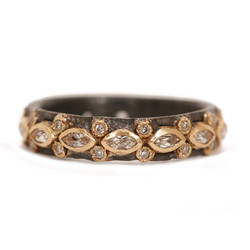 Lacy Eternity Stack Band