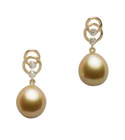 Mignonnes Pearl Earrings