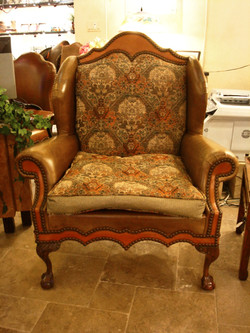 Chisholm Chair and Half