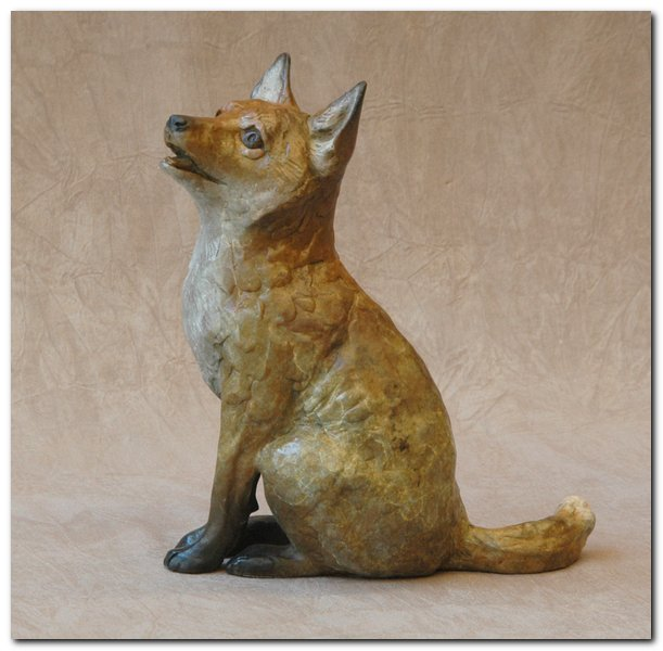 Baby Red Fox III