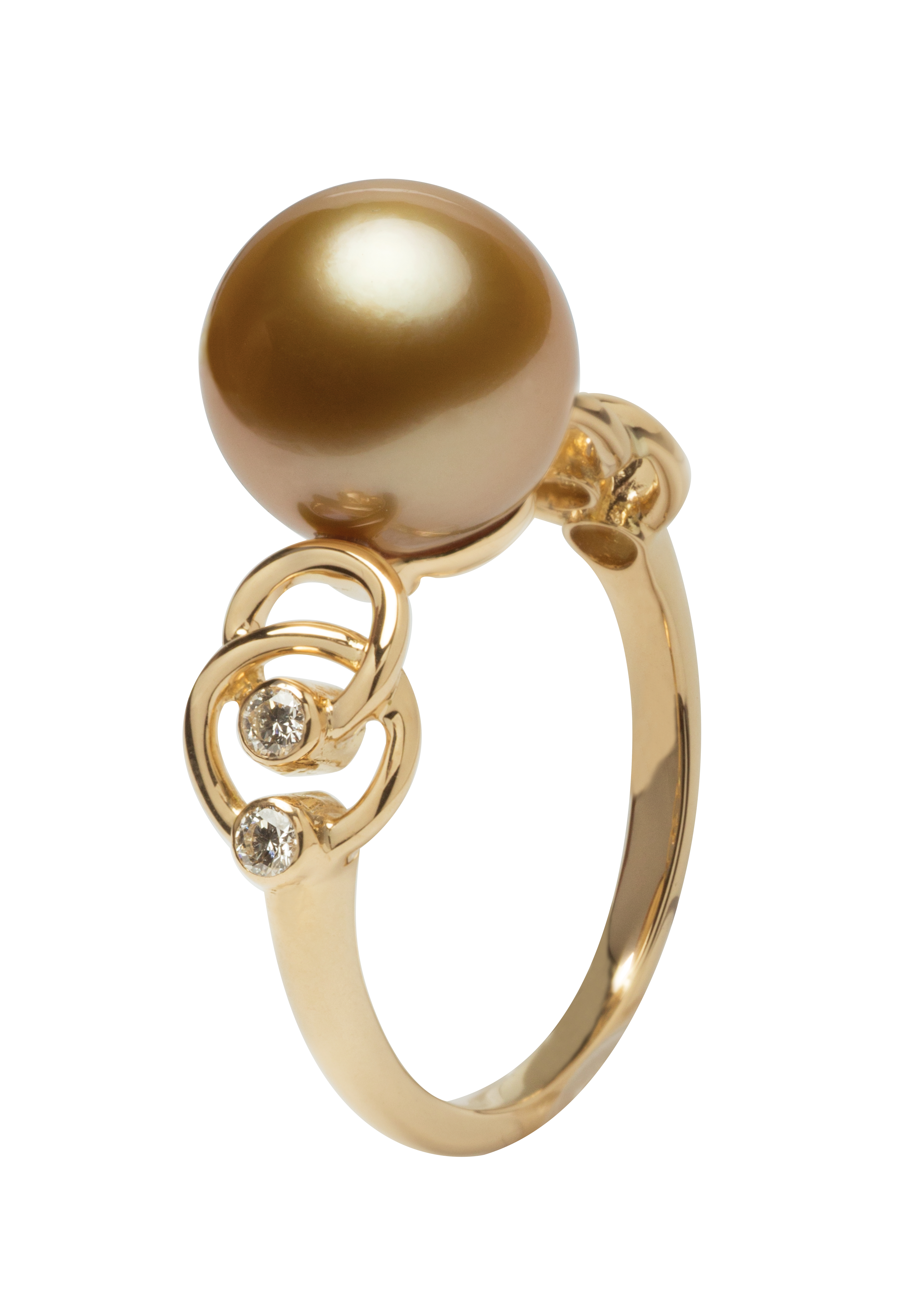 Mignonnes Pearl Ring