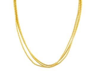 Vertigo Necklace, 3 strand