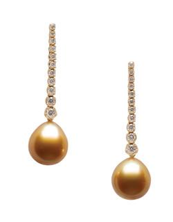 Les Classiques Long Diamond Earrings