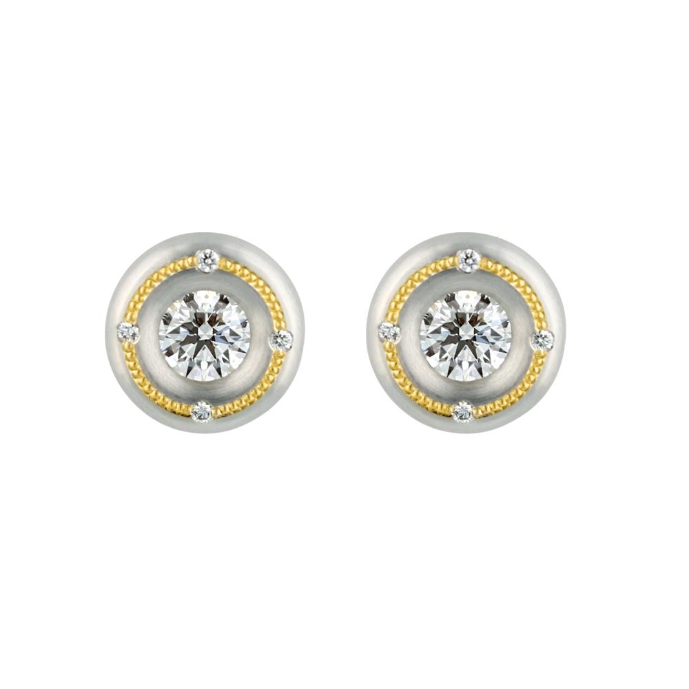 Torus Earrings