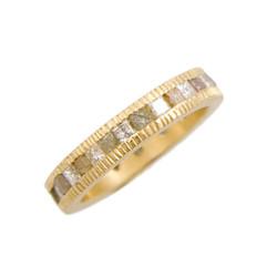 Cubes Diamond Ring