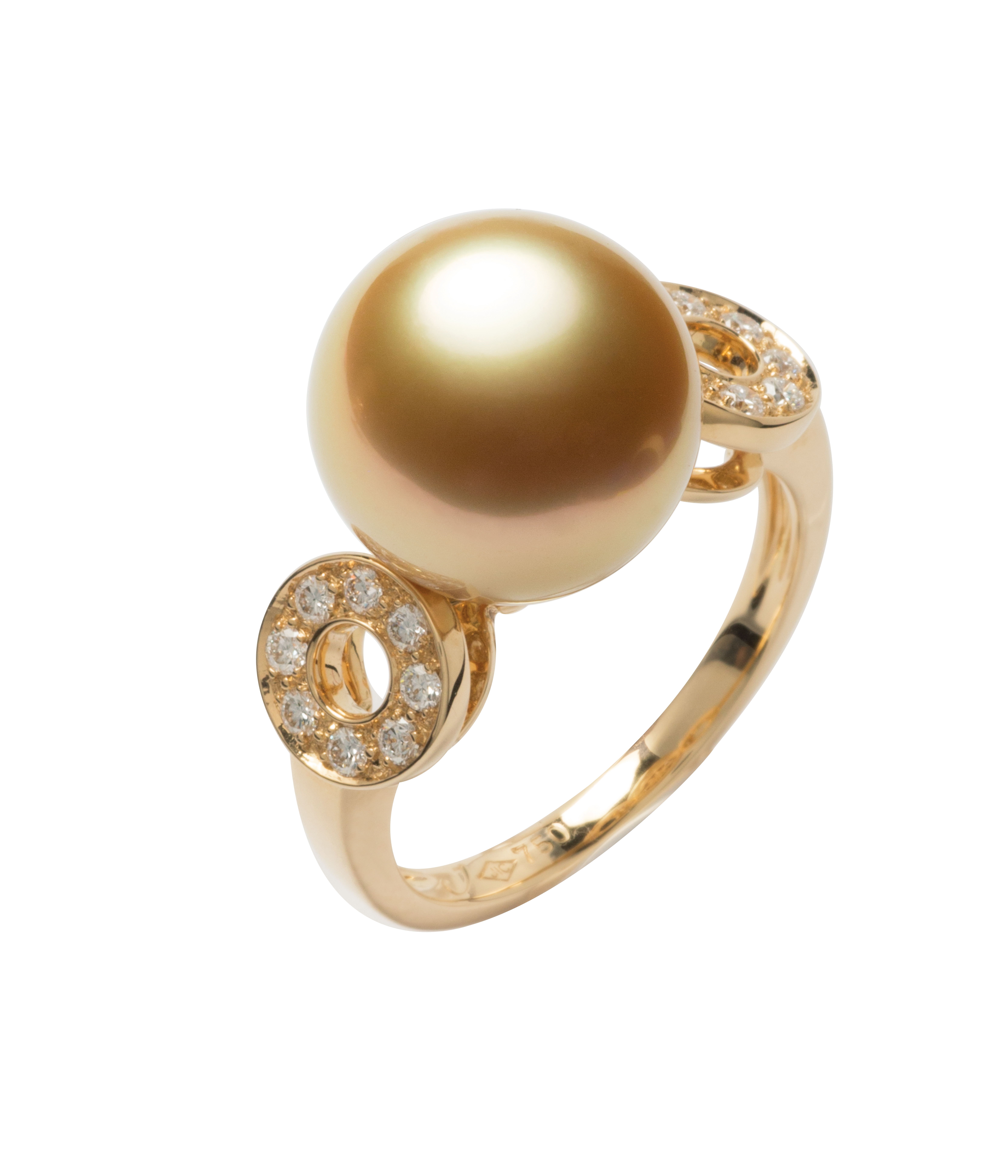 Bollicine Pearl Ring