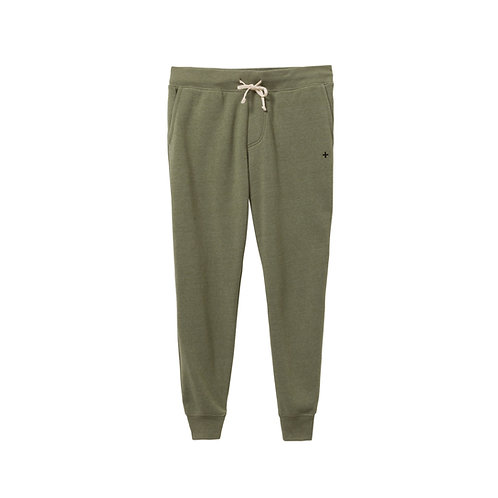Army Green Fleece Joggers