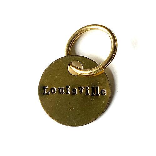 Louisville - Keychain
