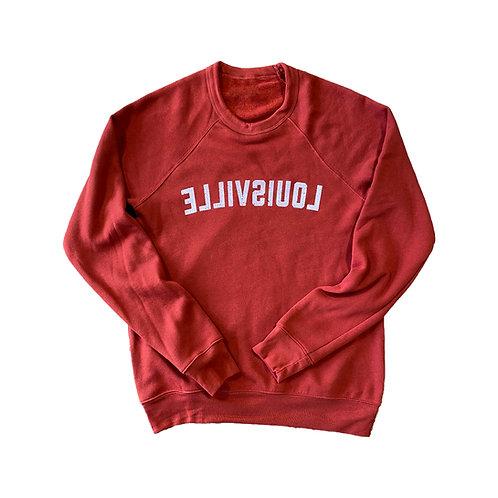 Backwards Louisville Sweatshirt