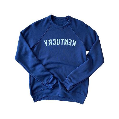 Backwards Kentucky Sweatshirt