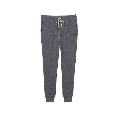 Athletic Gray Fleece Joggers