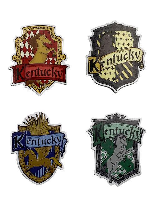 HP Kentucky - Sticker Set