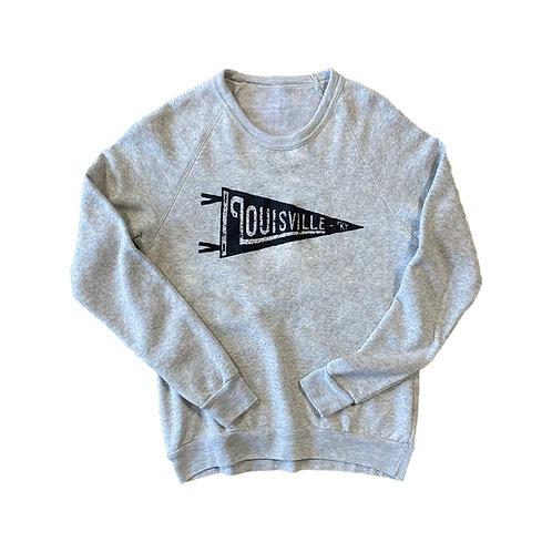 Louisville Pennant Sweatshirt