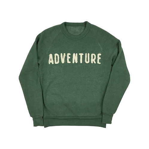 Adventure Sewn Patch Sweatshirt
