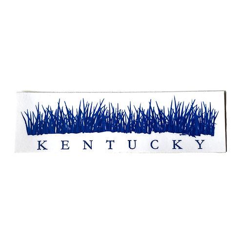 Kentucky Bluegrass - Sticker