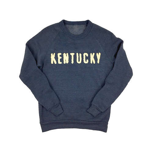 Kentucky Sewn Patch Sweatshirt