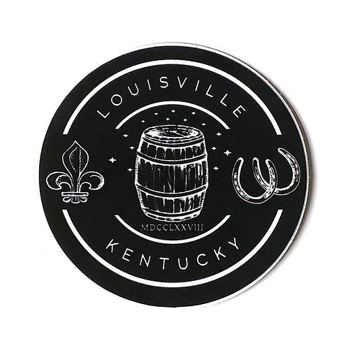 Louisville Seal - Sticker