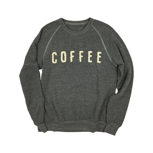 Coffee Patch Sweatshirt