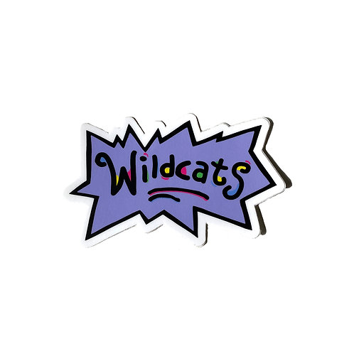 Wildcats - Sticker