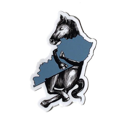 Kentucky Love - Sticker