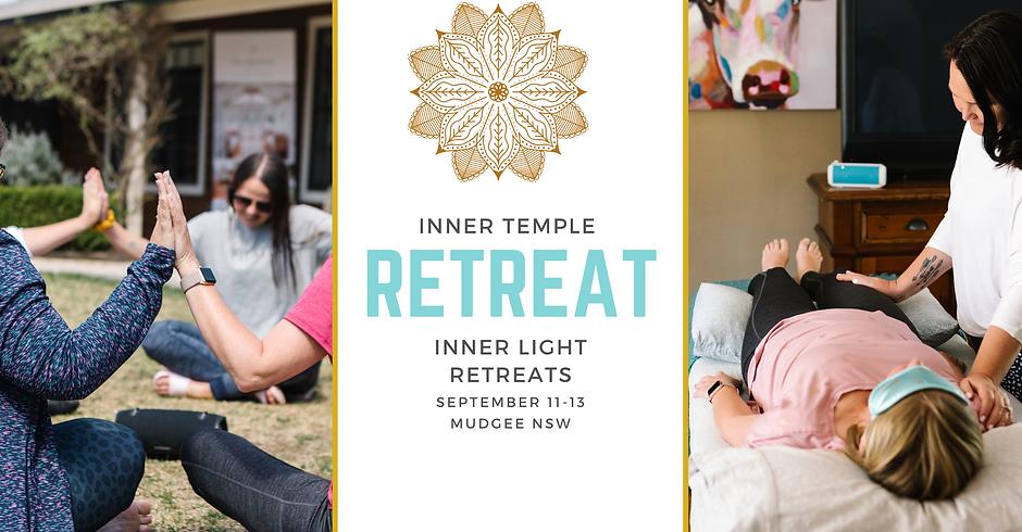 Inner Temple Retreat September 11-13