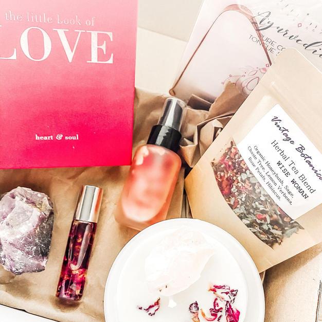 Self Care Ritual Box