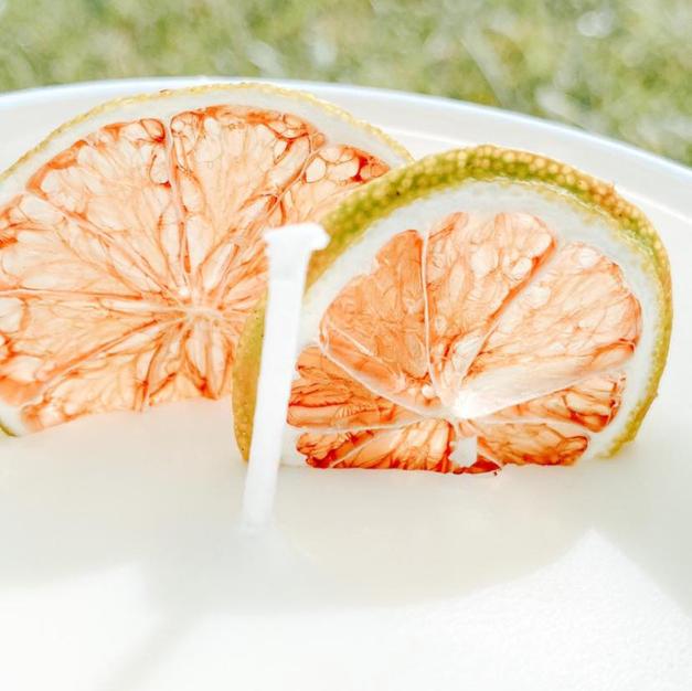 Coconut Lime Citrus Candle
