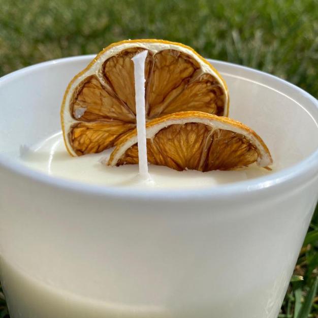 Lemon Citrus Candle