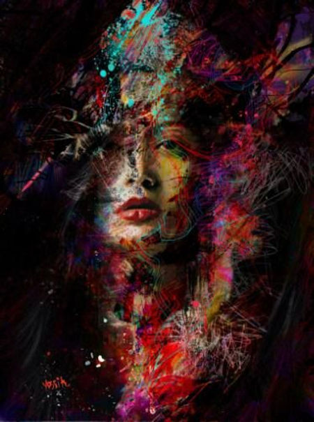Artist_ yossi kotler; Acrylic 2016 Paint
