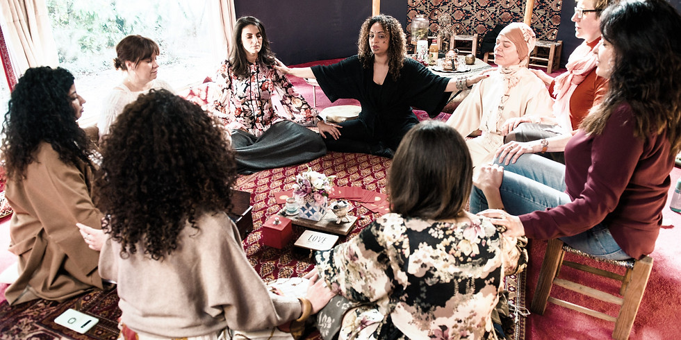 Healing Woman Circle