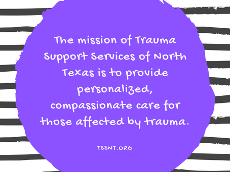 Defining Trauma & Trauma Informed Care: How TSSNT is Paving the Way