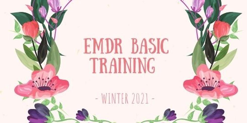 EMDR Basic Training
