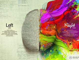 Left and Right Brain Thinking
