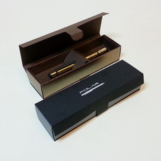 коробка шкатулка для ручки
