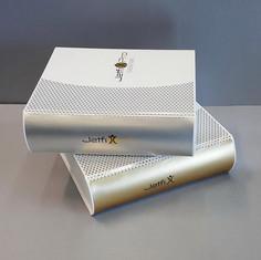 коробка шкатулка из переплетного картона в виде книги