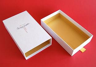 коробка слайдер
