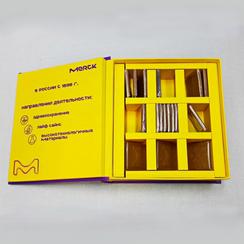 коробка шкатулка в виде книги
