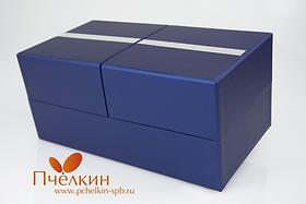 коробка откидной крышкой