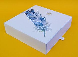 коробка футляр с напилником